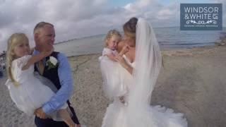 Wedding in Los Alcázares, Murcia - Sophie and Bill 03rd June!