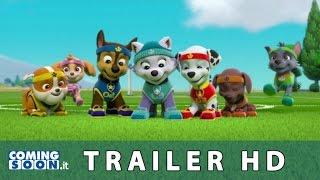 Paw Patrol: Teaser Trailer Italiano Ufficiale del film d'animazione - HD