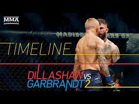 UFC 227 Timeline: TJ Dillashaw Vs. Cody Garbrandt 2 - MMA Fighting