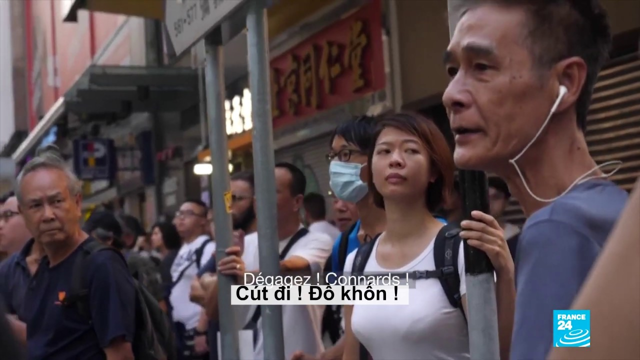 Vì sao người biểu tình Hồng Kông sẵn sàng với bạo lực?