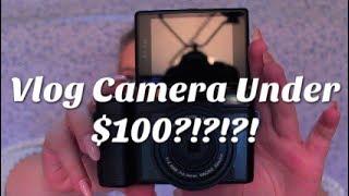Video Vlog Camera Under $100?!?! download MP3, 3GP, MP4, WEBM, AVI, FLV Juni 2018