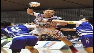 【ハンドボール】トヨタ車体VS琉球コラソン シュートシーン【日本ハンドボールリーグ】handball
