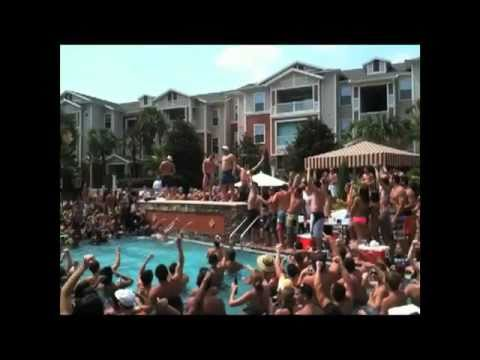 Wild pool party at fantasy fest 2014 key west - 2 1