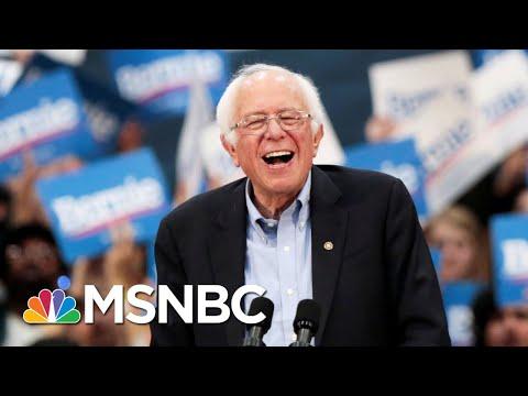 Bernie Sanders Opens Double-Digit National Lead: Poll | Morning Joe | MSNBC