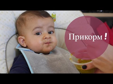 ПРИКОРМ. Меню ребенка в 4-10 месяцев. РЕЖИМ ДНЯ  (Франция) - Narine Arakelov