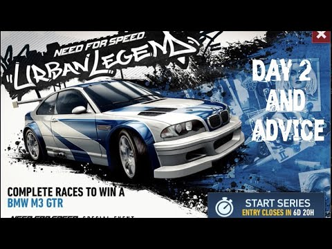 Need For Speed No Limits Bmw M3 Gtr Most Wanted Urban Legend Se
