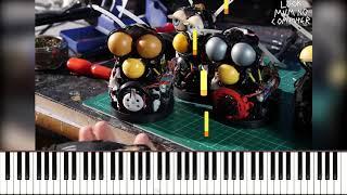 The Furby Organ MIDI - LOOK MUM NO COMPUTER