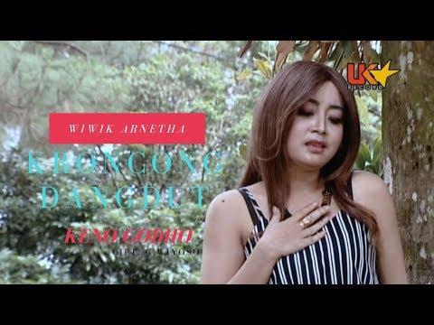 WIWIK ARNETHA - KENO GODHO ( OFFICIAL M/V UKA Record ) Versi Karaoke