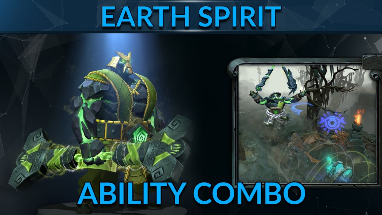ability combos tricks for earth spirit advanced dota 2 guide for