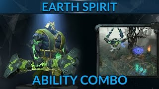 Ability Combos Tricks for Earth Spirit | Advanced Dota 2 Guide for Earth Spirit