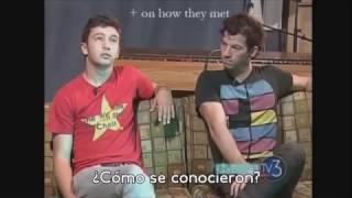 Como Tyler y Josh se conocieron TWENTY ONE PILOTS // 2011