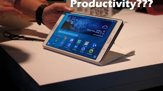 Can you use your Tablet for Productivity???
