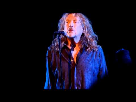 Robert Plant And Band Of Joy - Tangerine, Live In Dublin 2010