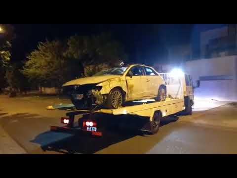 Un automovilista falleció al chocar y volcar con su vehículo