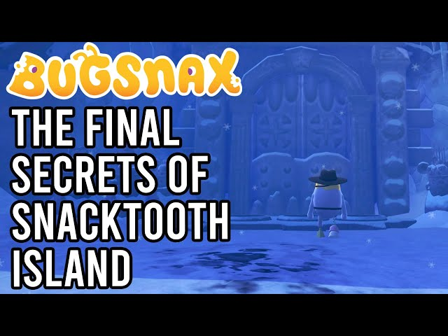 Discovering the Secrets of Snacktooth Island [Bugsnax] (PS5)