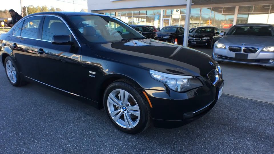 2009 bmw 528i xdrive baltimore towson catonsville. Black Bedroom Furniture Sets. Home Design Ideas