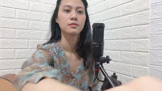 Diskoria Ft. Dian Sastrowardoyo - Serenata Jiwa Lara (Live Acoustic Cover by Farah Fairuz)