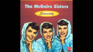 McGuire Sisters - Give Me Your Heart For Christmas