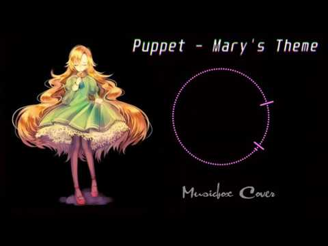 [Music box Cover] Ib OST - Puppet (Mary's Theme)