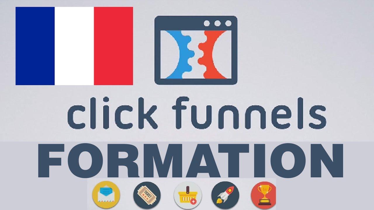 Formation à Clickfunnels en Français