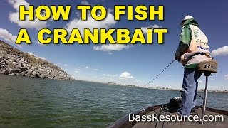How To Fish A Crankbait | Bass Fishing