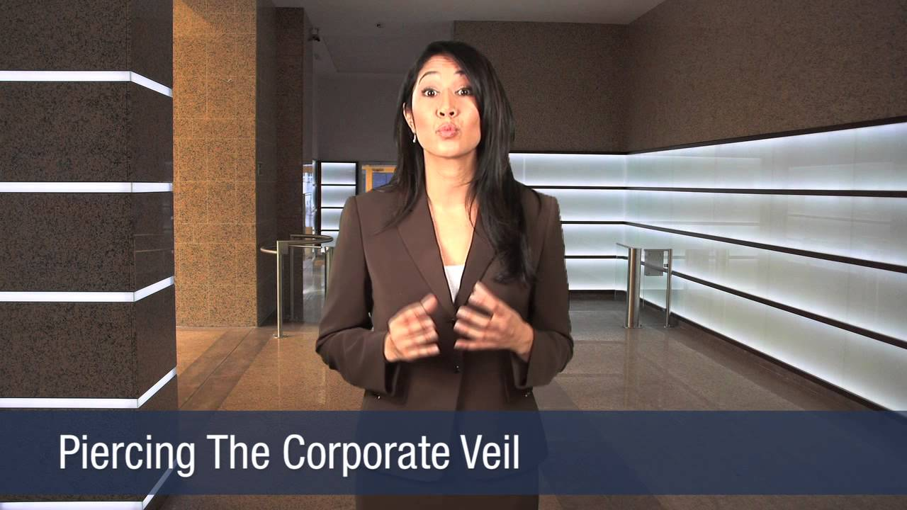 corporate veil Piercing the corporate veil is the judicial act of imposing personal liability on the shareholders and/or directors of a corporation by lifting the corporate veil.