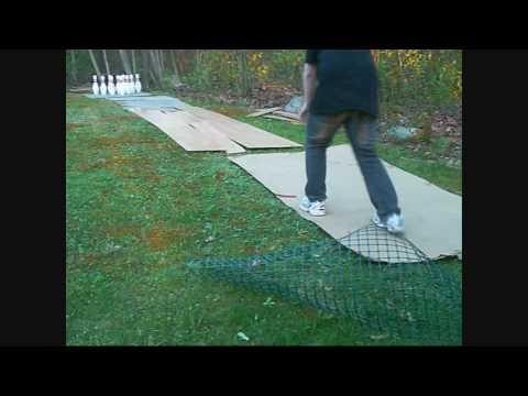 Backyard Bowling - Backyard Bowling - YouTube