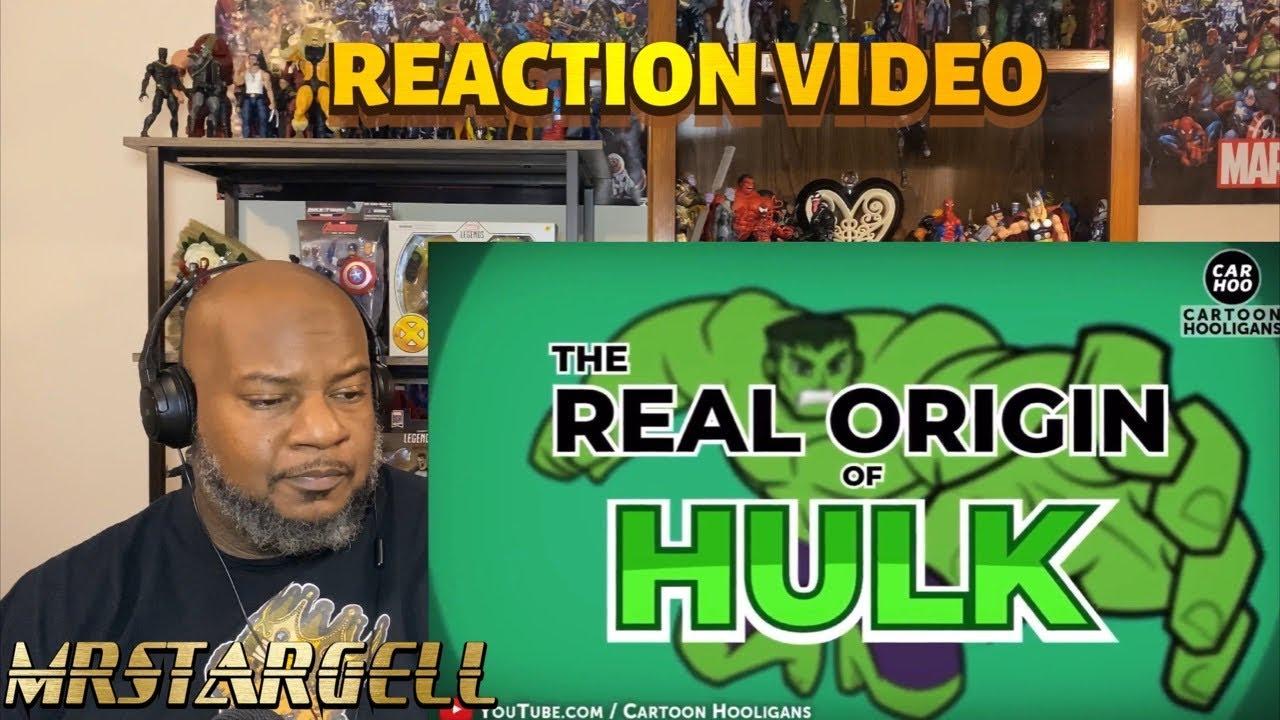 Download HULK'S REAL ORIGIN STORY REACTION!!!