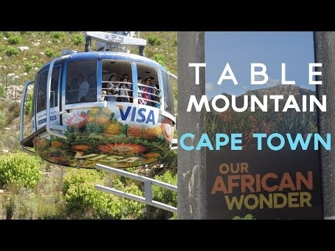 Cape Town's Cable Car Ride [HD]