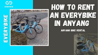 How to Rent a EVERYBIKE in Any…