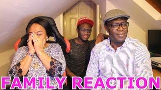 family reaction