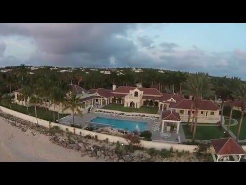 Donald Trump Beach House - St Martin F.W.I - YouTube