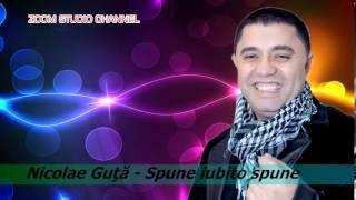 NICOLAE GUTA - SPUNE IUBITO SPUNE, ZOOM STUDIO