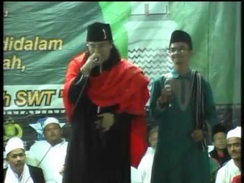 Ceng Zamzam Ust Hariri - Ya Imam Al Rusli Ya Sanadi di Majlis Jalsatul Musthofa