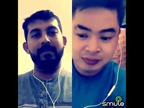 Chinnamma adi kunji    by Philipino and kerala singers #smule