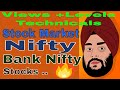 Nifty, BankNifty Technical (SR) IT, FMCG Sectors,Sail,Maruti,Banks,Trading, Views & More #SMD #60