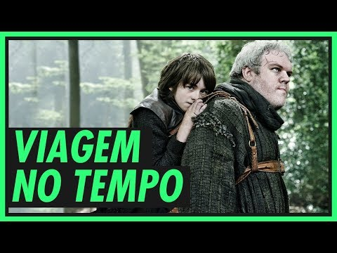 HODOR, BRAN E VIAGEM NO TEMPO | GAME OF THRONES 6ª temporada Mp3