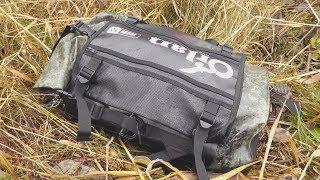 Обзор герморюкзака и гермосумки из ПВХ (влагозащищенные сумка и рюкзак)