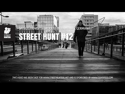 Street Photography - Street Hunt #12. Spyros Papaspyropoulos in Hamburg, Germany