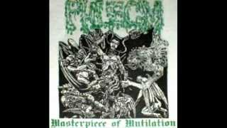 Phlegm  (Usa) - Masterpiece Of Mutilation (Ep 1991)