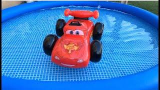 Disney Cars Toys Lightning McQueen Mater Tow Truck, Disney Mack Truck
