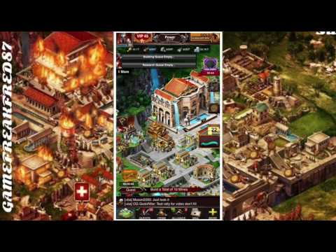 Game of War: WTF MZ!!!! Must Watch