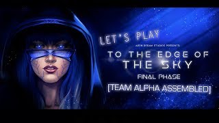 Let's Play: To The Edge of The Sky - BTS Visual Novel - Final Phase: [TEAM ALPHA ASSEMBLED]