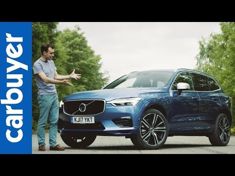 2018 Volvo XC60 review – the thinking man's premium SUV – James Batchelor – Carbuyer