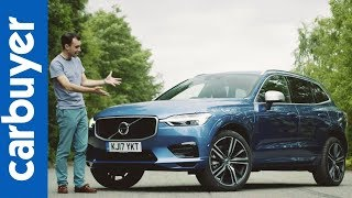 2018 Volvo XC60 review - James Batchelor - Carbuyer