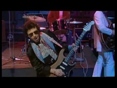 NILS LOFGREN - Back It Up  (1975 UK TV Appearance) ~ HIGH QUALITY HQ ~