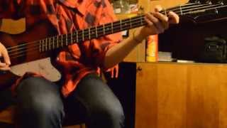 Kings Of Leon - Family Tree (Bass Cover)