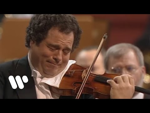 Itzhak Perlman – Beethoven: Violin Concerto (with Daniel Bar