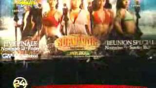 Survivor Philippines season 2 Palau The remaining 5 castaways chikaminute 110409