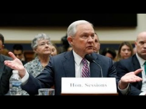 Sessions says DOJ is investigating FBI agents' missing texts